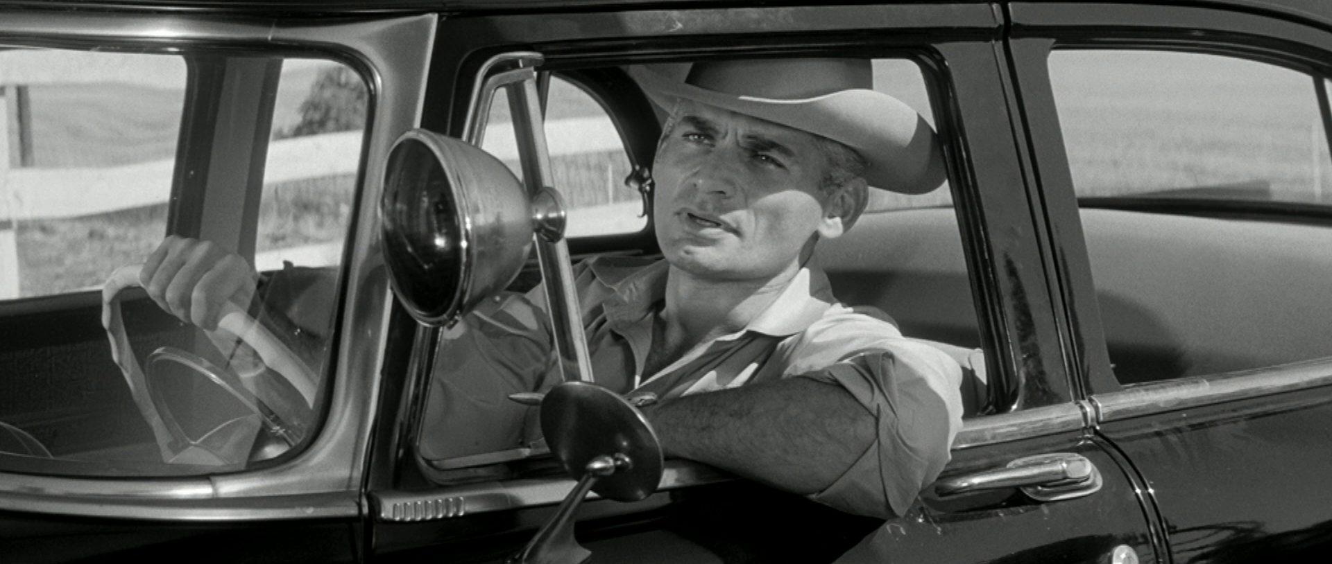 Szene aus 'Des Teufels Lohn(1957)', Copyright: Universal Pictures