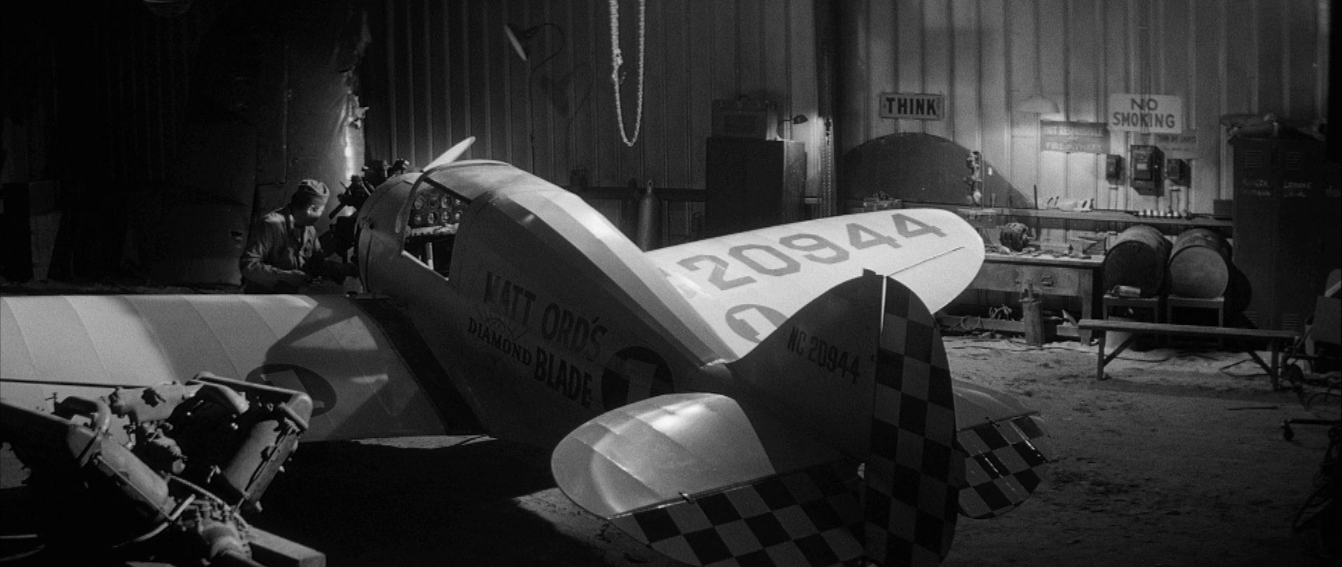 Szene aus 'Duell in den Wolken(1957)', Copyright: Universal Pictures