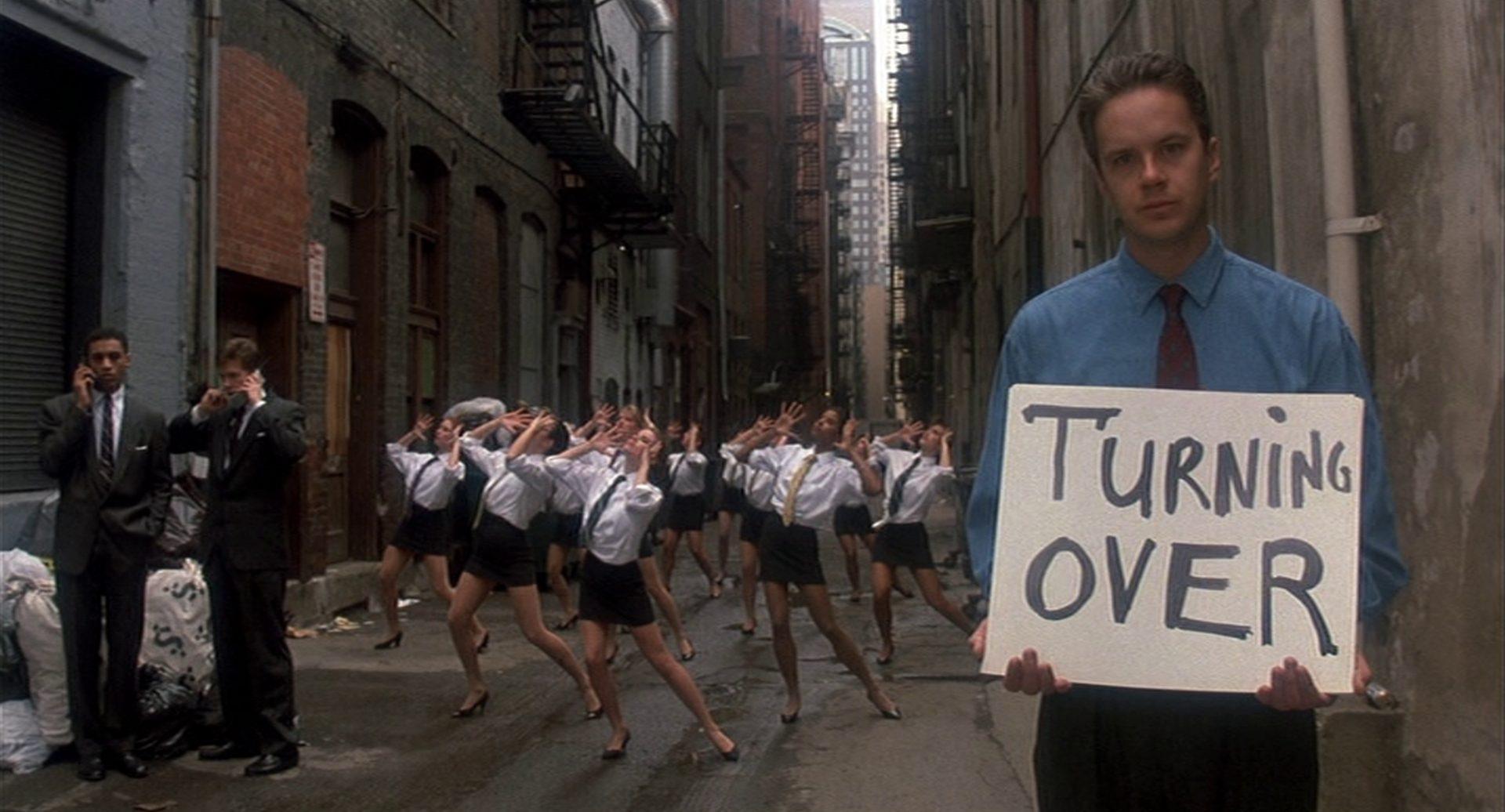 Szene aus 'Bob Roberts(1992)', Copyright: PolyGram FilmProduktion