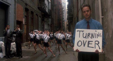 Szene aus 'Bob Roberts(1992)'