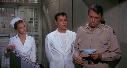 Szene aus 'Captain Newman(1963)'