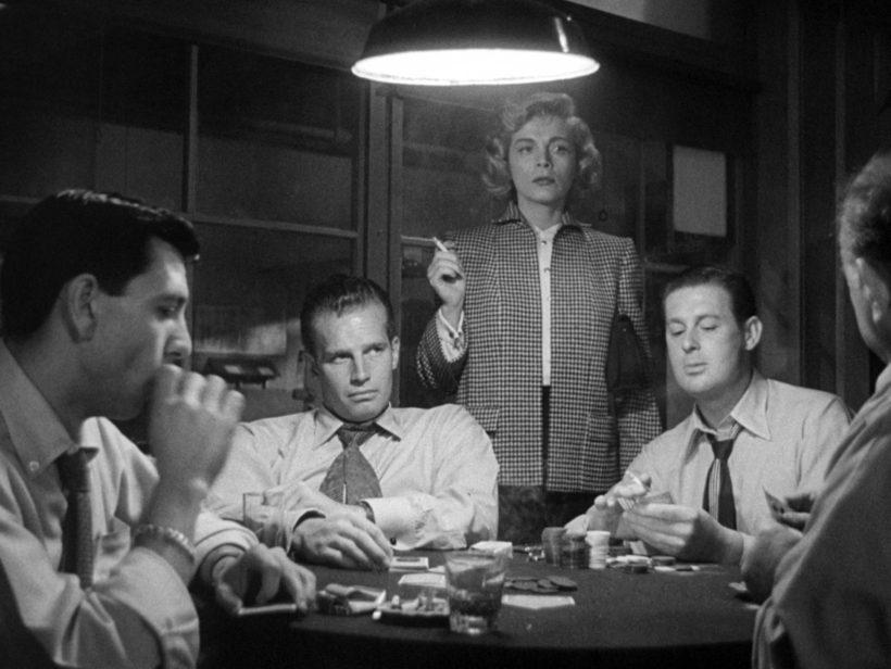 Szene aus 'Stadt im Dunkel(1950)', Copyright: Paramount Pictures