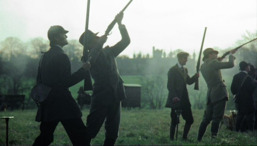 Szene aus 'The Shooting Party(1984)', Copyright: Geoff Reeve Films