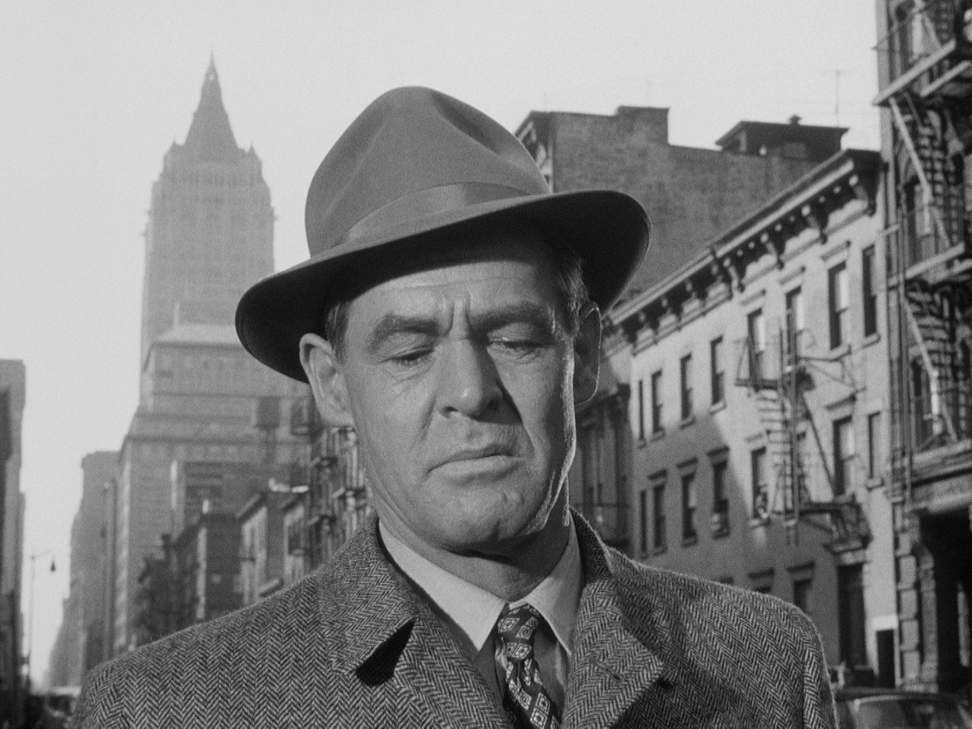 Szene aus 'Wenig Chancen für morgen(1959)', Copyright: HarBel Productions