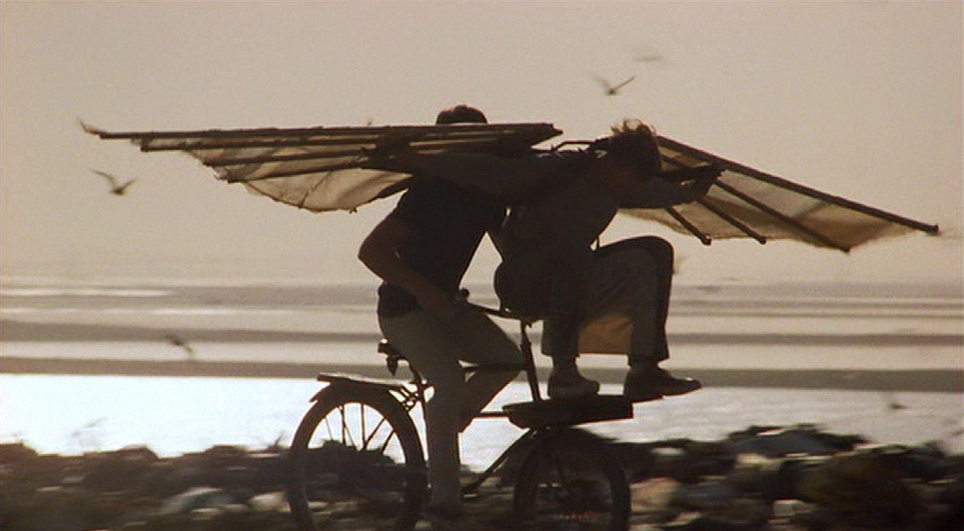 Szene aus 'Birdy(1984)'