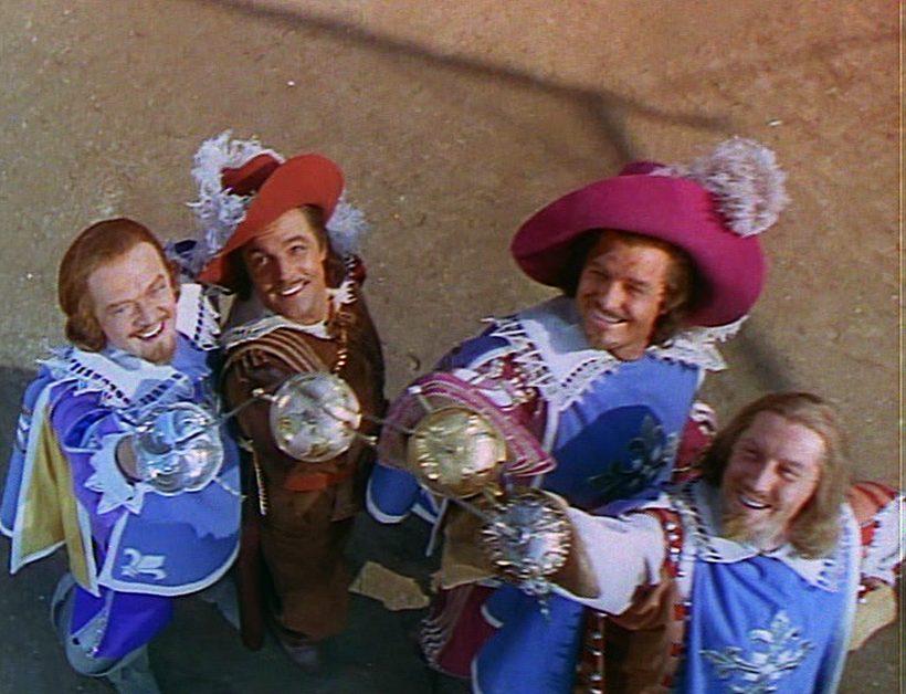 Szene aus 'Die drei Musketiere(1948)', Copyright: Turner Entertainment, MGM, Loew's Inc.