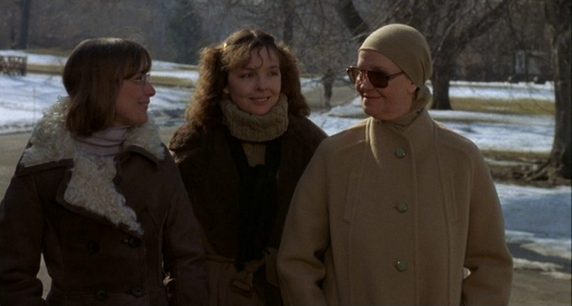 Szene aus 'Innenleben(1978)', Copyright: United Artists, MGM