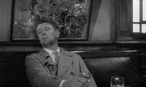 Szene aus 'Teuflisches Alibi(1957)', Bildquelle: Teuflisches Alibi(1957), Harlequin Productions