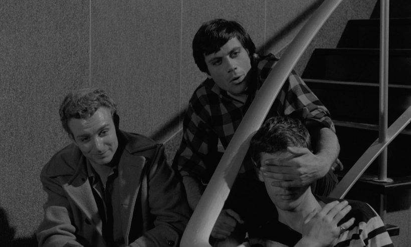 Szene aus 'Beat Girl(1960)', Copyright: Willoughby Film Productions