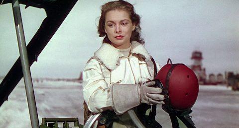 Szene aus 'Düsenjäger(1957)', Bildquelle: Düsenjäger(1957), RKOTeleradio Pictures, Universal Pictures