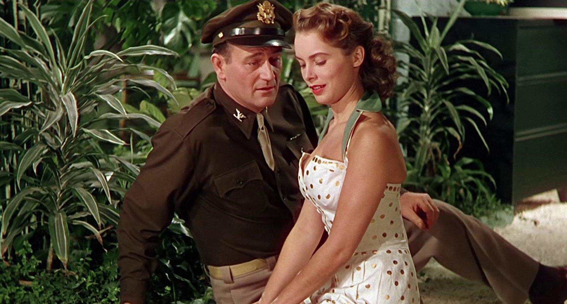 Szene aus 'Düsenjäger(1957)', Copyright: RKOTeleradio Pictures, Universal Pictures