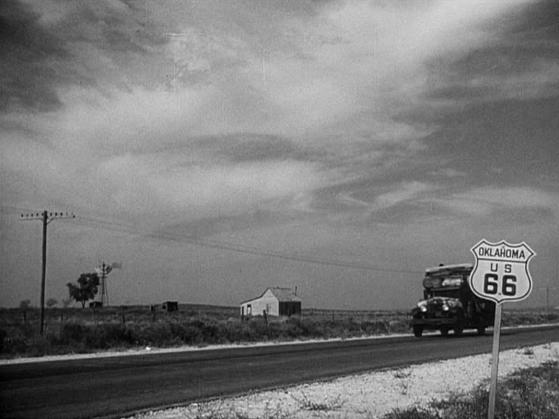 Szene aus 'Früchte des Zorns(1940)', Copyright: Twentieth Century-Fox