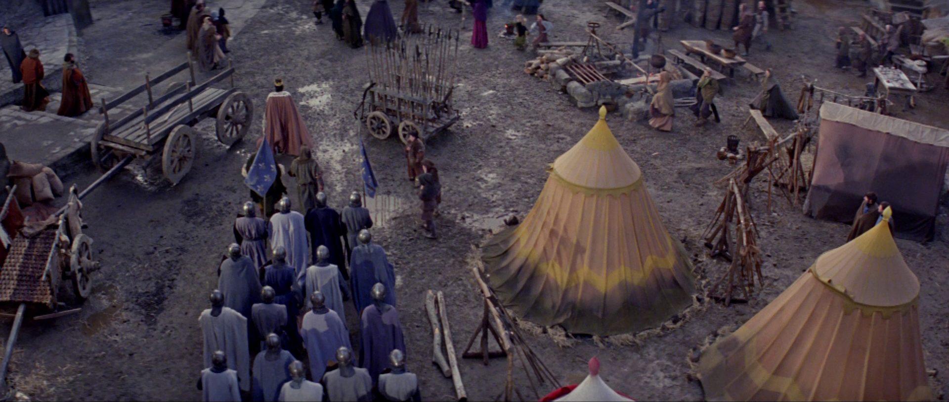 Szene aus 'Der Löwe im Winter(1968)', Copyright: Haworth Productions, Conbow Productions, Studiocanal