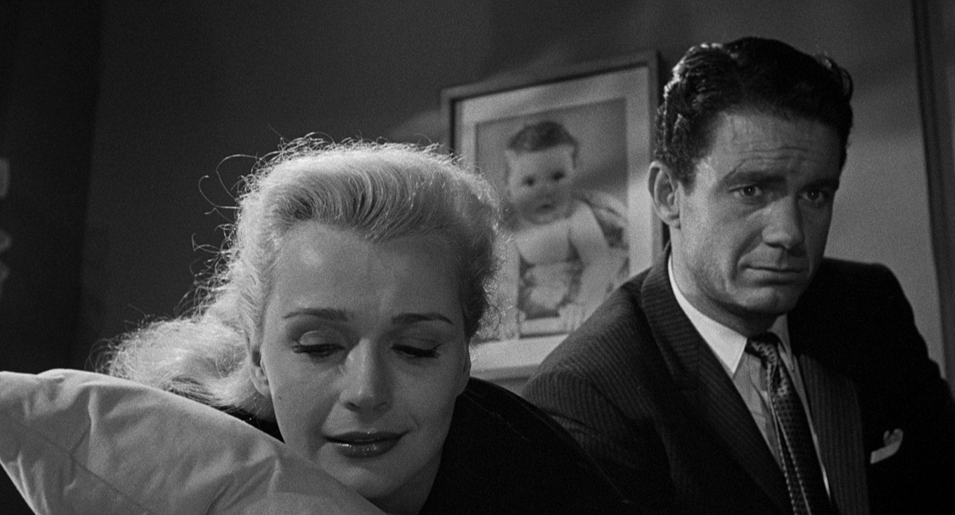 Szene aus 'Alles auf eine Karte(1961)', Copyright: Columbia Pictures