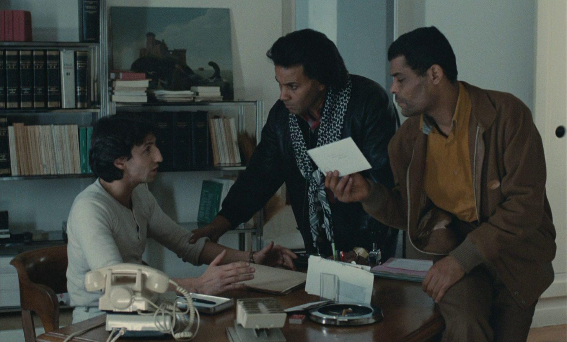 Szene aus 'Der Bulle von Paris(1985)', Copyright: Gaumont, TF1Films Production