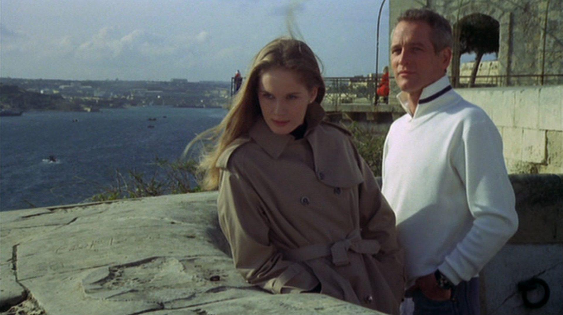 Szene aus 'Der Mackintosh-Mann(1973)'