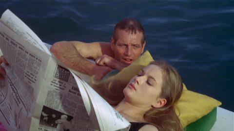 Szene aus 'Der Mackintosh-Mann(1973)', Bildquelle: Der Mackintosh-Mann(1973), Warner Bros.