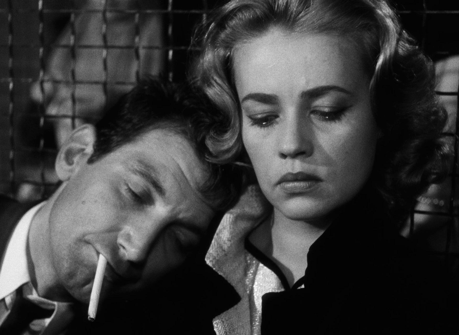Szene aus 'Fahrstuhl zum Schafott(1958)', Copyright: Nouvelles Éditions de Films NEF