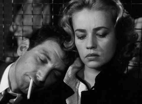 Szene aus 'Fahrstuhl zum Schafott(1958)', Bildquelle: Fahrstuhl zum Schafott(1958), Nouvelles Éditions de Films NEF