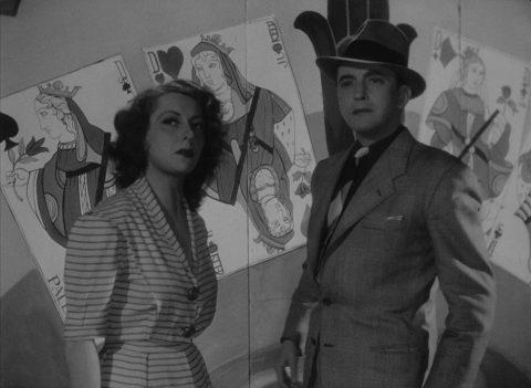 Szene aus 'Panik(1946)', Bildquelle: Panik(1946), Filmsonor