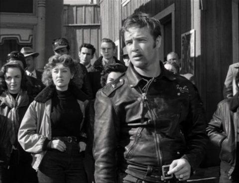 Szene aus 'The Wild One (1953)', Bildquelle: The Wild One (1953), The Stanley Kramer Company