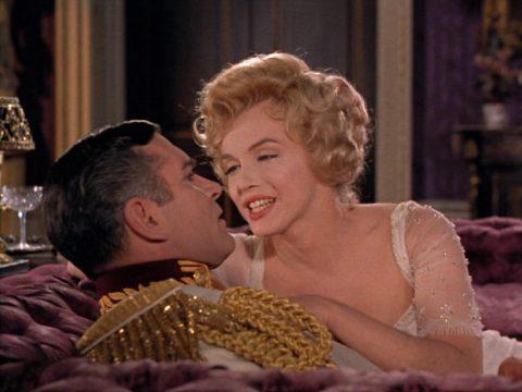 Szene aus 'Der Prinz und die Tänzerin(1957)', Bildquelle: Der Prinz und die Tänzerin(1957), Marilyn Monroe Prod., Warner Bros.