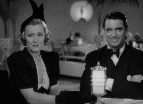 Szene aus 'Die schreckliche Wahrheit(1937)', Bildquelle: Die schreckliche Wahrheit(1937), Columbia Pictures