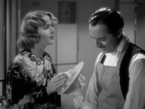 Szene aus 'Mein Mann Godfrey(1936)', Bildquelle: Mein Mann Godfrey(1936), Universal Pictures