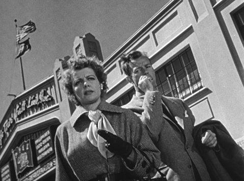 Szene aus 'Einer weiß zuviel(1950)', Bildquelle: Einer weiß zuviel(1950), Fidelity Pictures, Film Noir Foundation