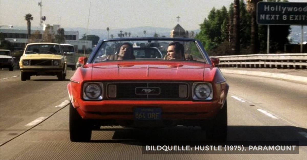 Hustle 1975 Film Review Filmkuratorium