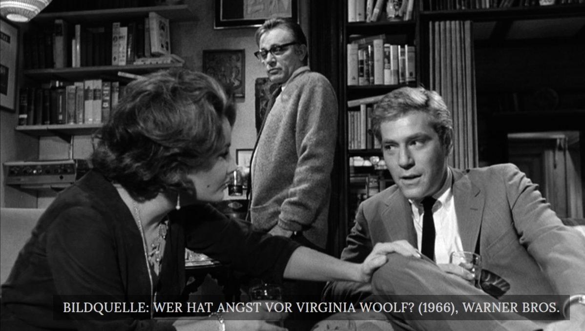 Wer Hat Angst Vor Virginia Woolf Film